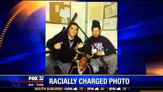 Racially charged photo involving CPD surfaces