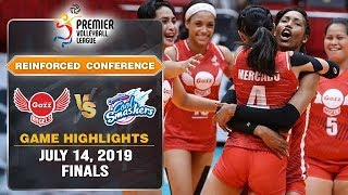 Finals Game 3: Petro Gazz Vs. Creamline   July 14, 2019 | Game Highlights | #PVL2019