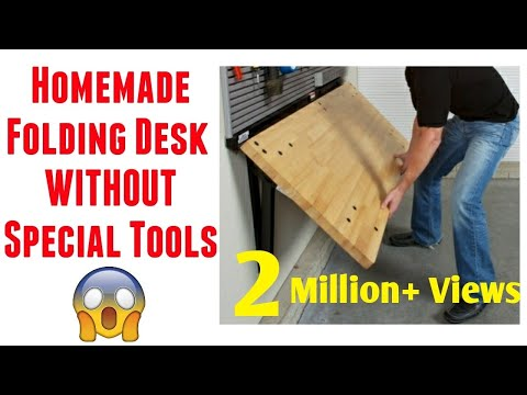How To Make Folding Table