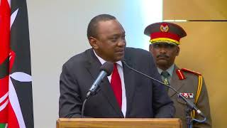 President Uhuru now ready to fight 'his closest political ally'