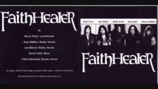 Faith Healer - Everytime we say Goodbye
