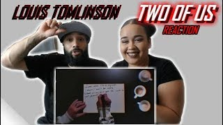 TWO OF US   LOUIS TOMLINSON | REACTION