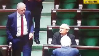 9. posiedzenie Sejmu – czytała Krystyna Czubówna.