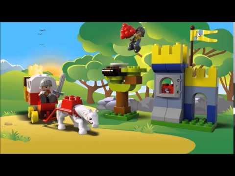 Vidéo LEGO Duplo 10569 : L'attaque du trésor