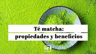 Qué Es El Té Matcha Y Qué Beneficios Tiene Para La Salud