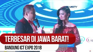Bandung ICT Expo 2018 (The Largest Information and Communication Technology Exhibition in West Java)