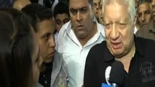 """مرتضى منصور """"الجن بتاع ممدوح عباس هو اللى بيخسرنا كل مباراة"""""""