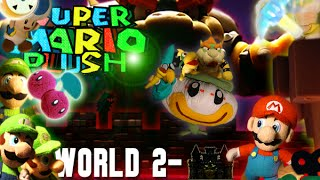 Super Mario Plush World 2-Castle