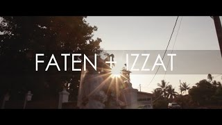 preview picture of video 'Izzat + Faten'