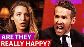 Disturbing Things About Blake Lively And Ryan Reynolds' Marriage  ⭐ OSSA