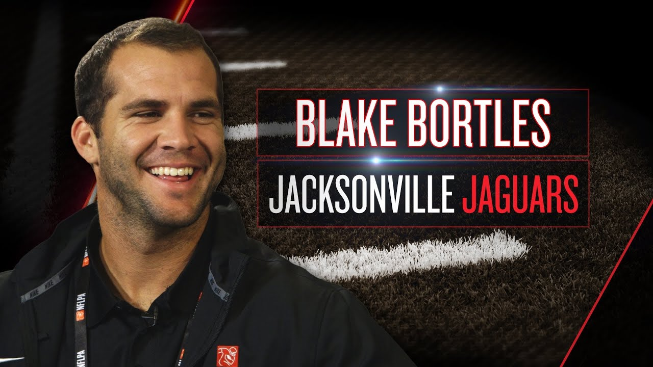 Blake Bortles on playing time, Jags playbook, NFL life adjustments (2014 NFLPA Rookie Premiere) thumbnail