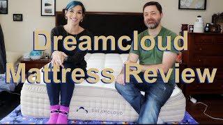 DREAMCLOUD LUXURY MATTRESS UNBOXING + REVIEW