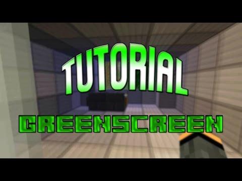 Minecraft Men [Tutoriál] - Jak na GreenScreen v Minecraftu