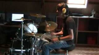 Anouk Alright drumcover