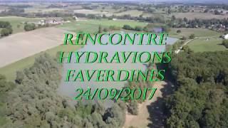 Rencontre hydravions rc Faverdines