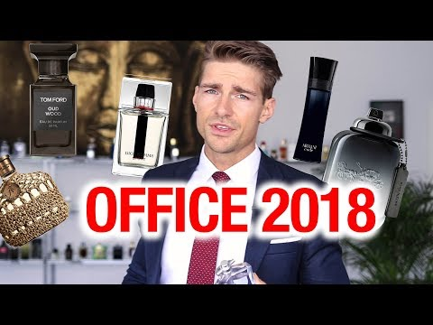 Top 10 Best Office/Work Fragrances For Men 2018