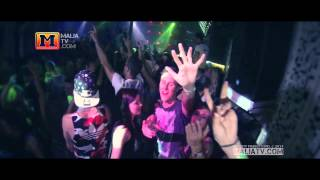 MaliaTV - I Love House @ Zig Zag Club Malia 2014 (part.1) (Faul Wad Ad PNAU-Changes Remix)