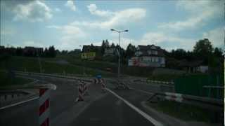 preview picture of video 'Rabka to Nowy Targ - Poland to Hungary by camper van part 24'