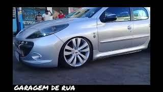 PEUGEOT 207   SUSPENSÃO A AR  ARO 16