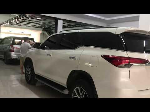 (Mới Về) Toyota Fortuner 2.8 AT Máy Dầu Số Tự Động Hai Cầu - 0904996579