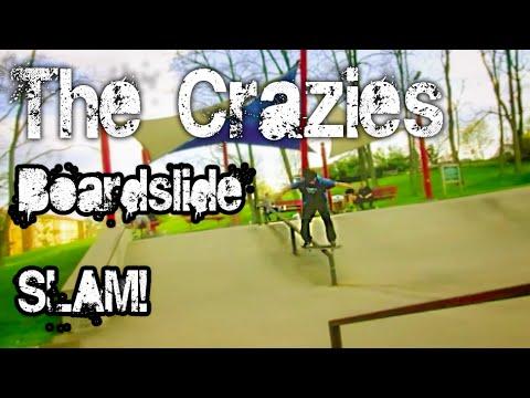 Skate Trip - Cuyahoga Falls Skate Park (The Crazies Tour)