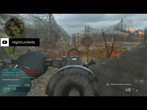 STEN DLC WEAPON IS THE BEST SMG! STEN DLC V2 ROCKET - COD WW2