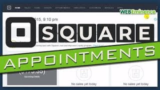 Square Appointments video