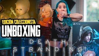 Death Stranding UNBOXING - Edición Coleccionista
