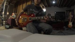 if you see kay april wine guitar cover
