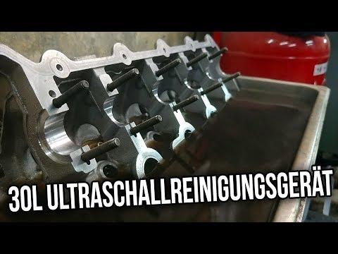 30L eBay - Ultraschallreinigungsgerät