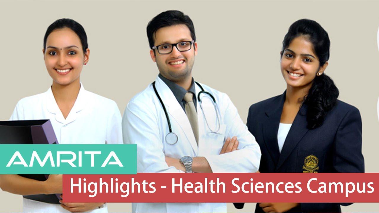 Highlights of Amrita Health Sciences Campus