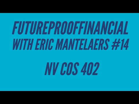 FutureProofFinancial with Eric Mantelaers #14