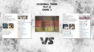 REGIONAL Trier| SW Destiny | Top 4 G2 | Lando/Leia VS Thrawn/Snoke