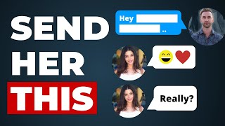 Best FIRST MESSAGE to Send on TINDER, Bumble, Hinge to Get a Reply (Online Dating Secrets)