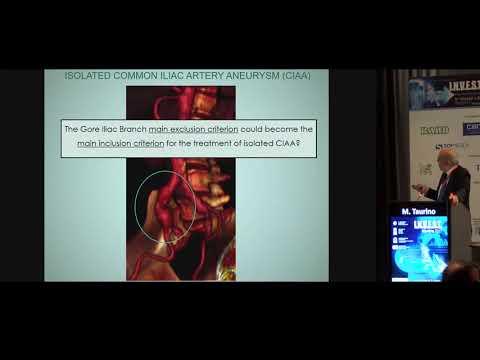 Taurino Maurizio - Advanced endovascular techniques for aortoiliac disease