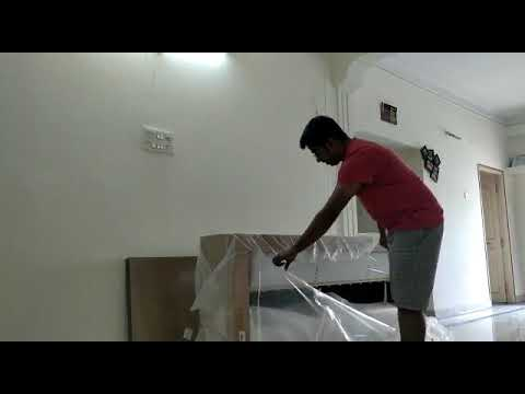 IKEA - Klippan - Unboxing-Assembly/Fixing