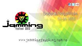 Jamming Festival 2013 / Montaje