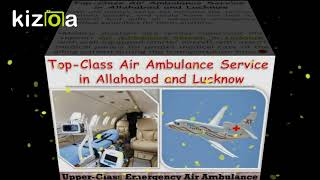 Smart Emergency Solution by Medivic Air Ambulance Service in Allahabad