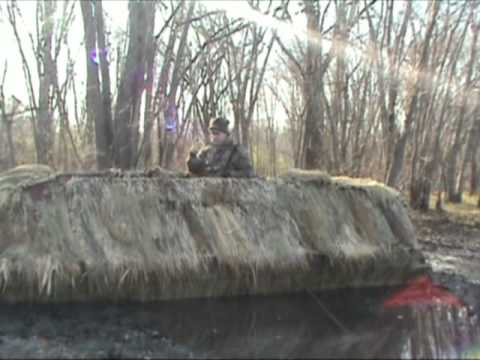 Duck Hunting Blind And Boat Tips