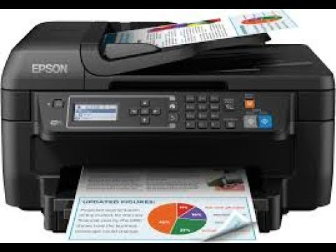 Download Epson Workforce Wf 2650 Setting Up Your Printer Video 3GP