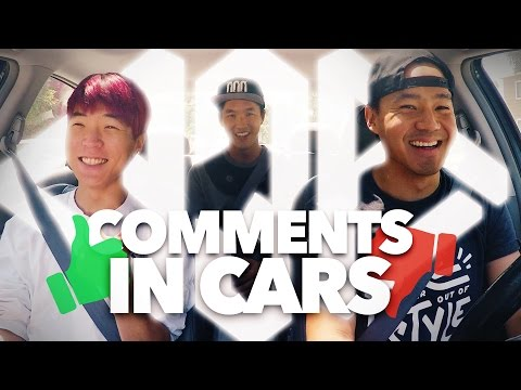 COMMENTS IN CARS -