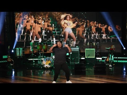 College Student Wows with Her #Beychella Moves