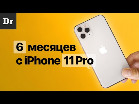ПОЛГОДА с iPhone 11 Pro