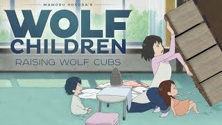 Trailer of Wolf Children (2012)