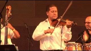A Puerto Rico - Latin Jazz Violin Solo