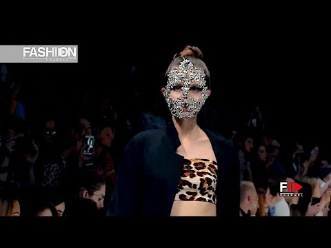 AZ by ARAKSIYA ZHOLOBOVA Spring Summer 2019 MBFW Moscow - Fashion Channel