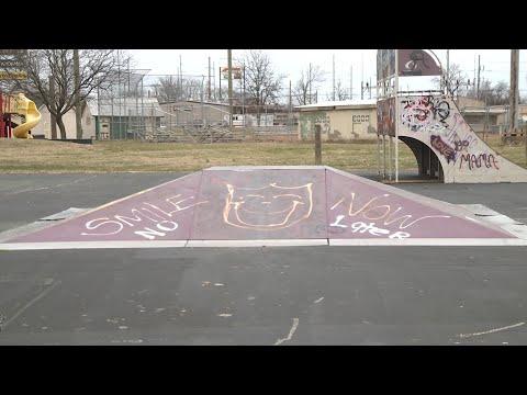 Lamasco skateboard park renovation