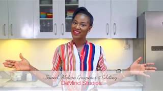 HOW TO MAKE A  SIMPLE COLESLAW WITH CREAMY DRESSING - ZEELICIOUS FOODS