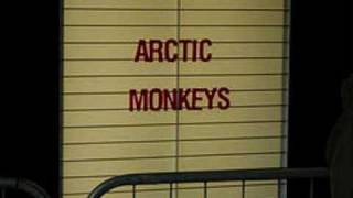 Curtains Close - Arctic Monkeys