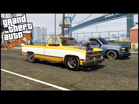 GTA 5 ROLEPLAY - SQUARE BODY DRAG TRUCK - EP. 639 - CIV